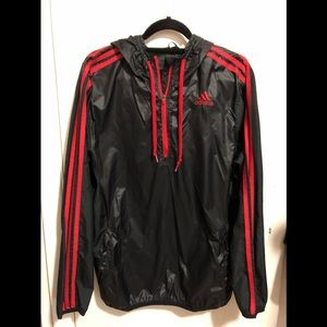 Adidas Lightweight Waterproof Jacket - Men